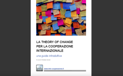 Una guida sulla Theory of Change per la Cooperazione Internazionale